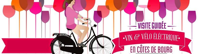 Balade commentée «Vin & vélo électrique»